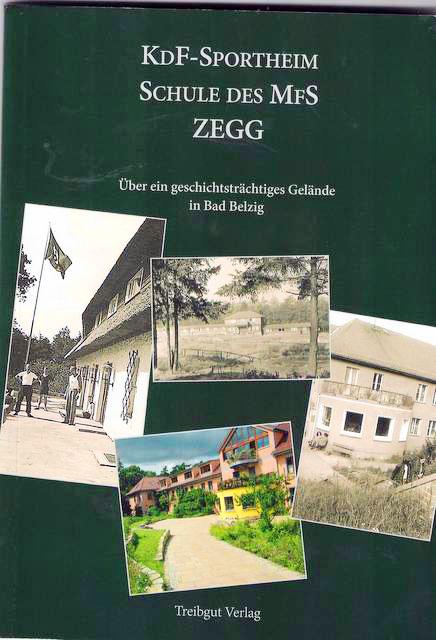 Broschüre zum Geländes des ZEGG